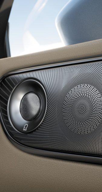 Revel Ultima audio system door speaker 2017 Lincoln Continental