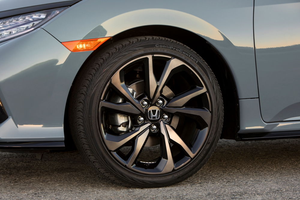 Honda Civic Touring Rims