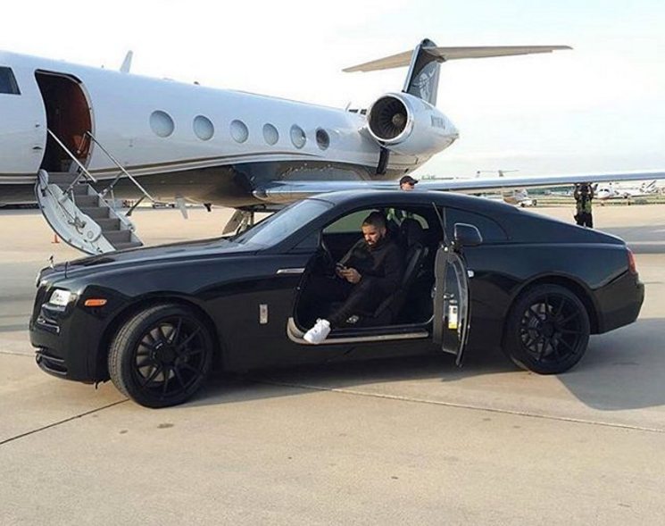 5 Coolest Cars From Rap Star Drake S Instagram The News