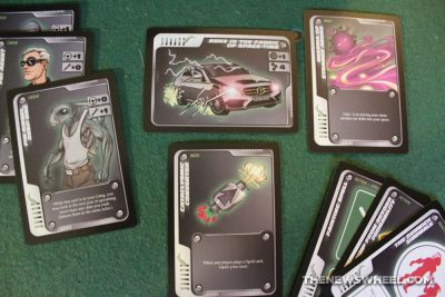 Fast and Fhtagn cthulu street racing game review car cards