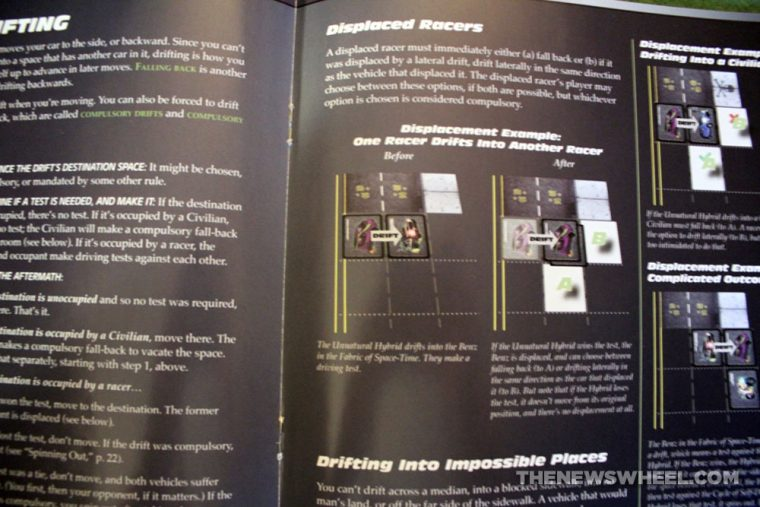 Fast and Fhtagn cthulu street racing game review instructions