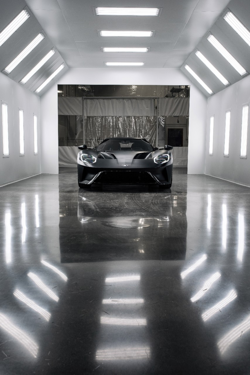 Ford Gt Deliveries Ramping Up With Start Of Production In Ontario The News Wheel