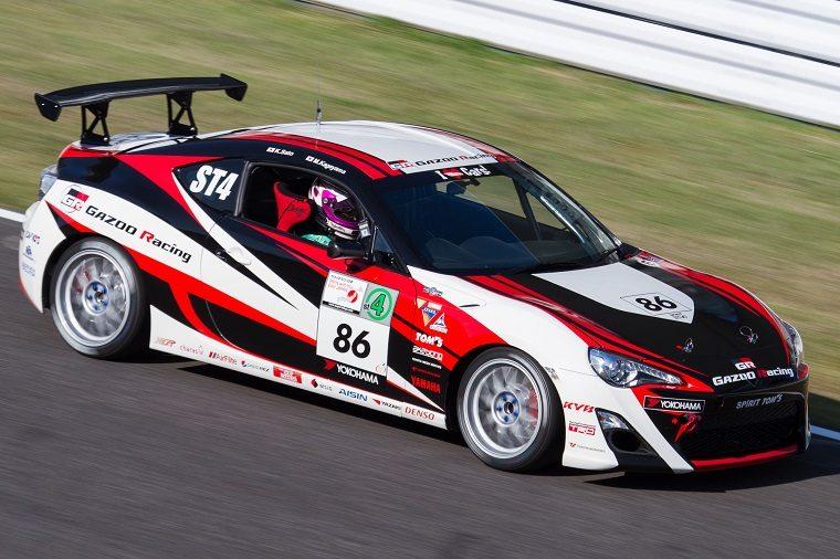 Gazoo Racing Toyota GT86