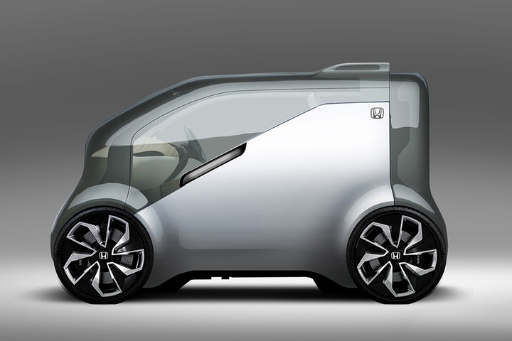 Honda NeuV teaser emotion engine