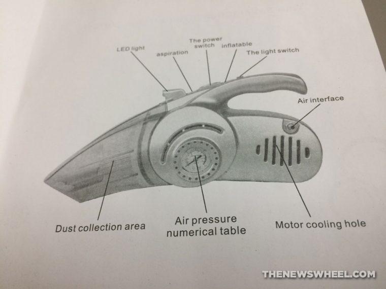 karoad vacuum