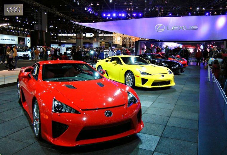 "<sub><em>Photo: <a href=""https://en.wikipedia.org/wiki/File:Lexus_LFA_x_4_at_2012_Chicago_Auto_Show.jpg"">Hertj94</a></em></sub>"