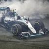 Nico Rosberg's donuts