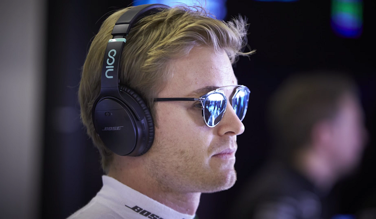 Nico Rosberg, the 2016 F1 World Champion