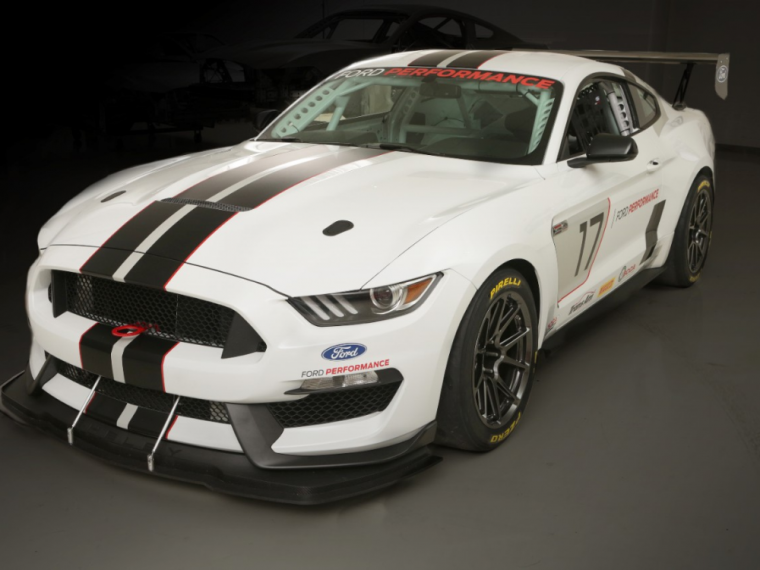The Shelby FP350S will be available to order at Ford dealerships in the near future