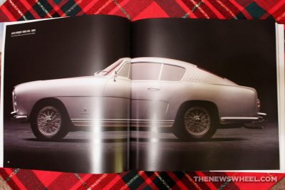 Stile Transatlantico Transatlantic Style Donald Osborne Coachbuilt Press book review Italian cars contents