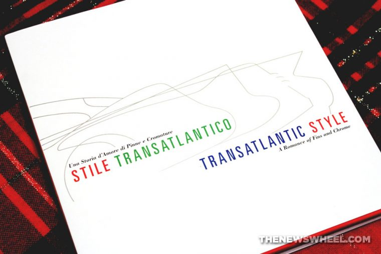 Stile Transatlantico Transatlantic Style Donald Osborne Coachbuilt Press book review Italian cars cover