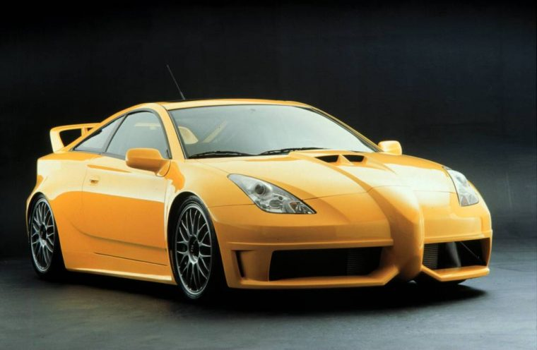 The Toyota Ultimate Celica is one of the most popular concepts ever created by Toyota