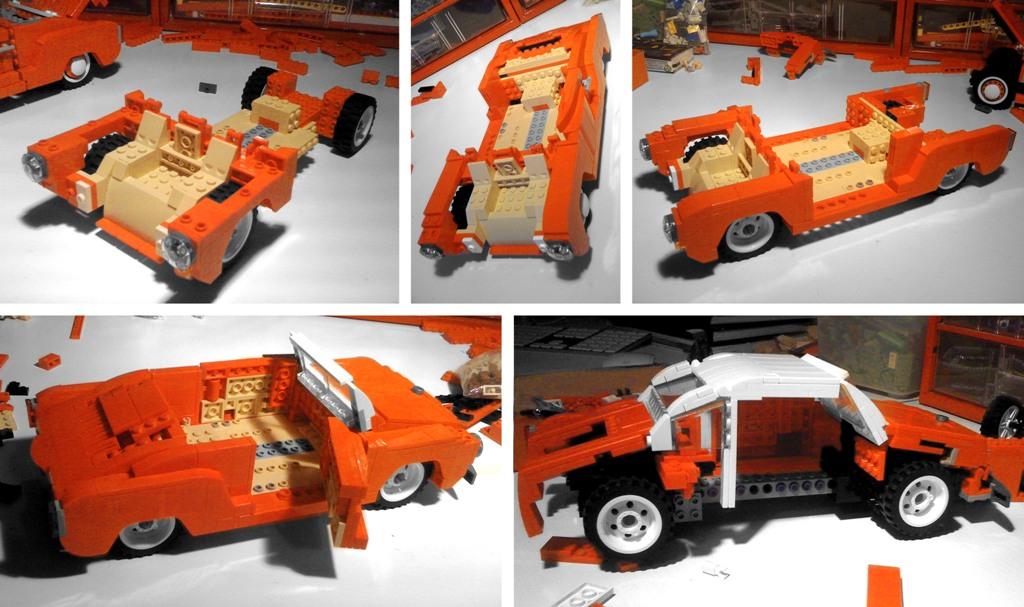 Interview Vw Karmann Ghia Lego Model Creator Discusses Turning