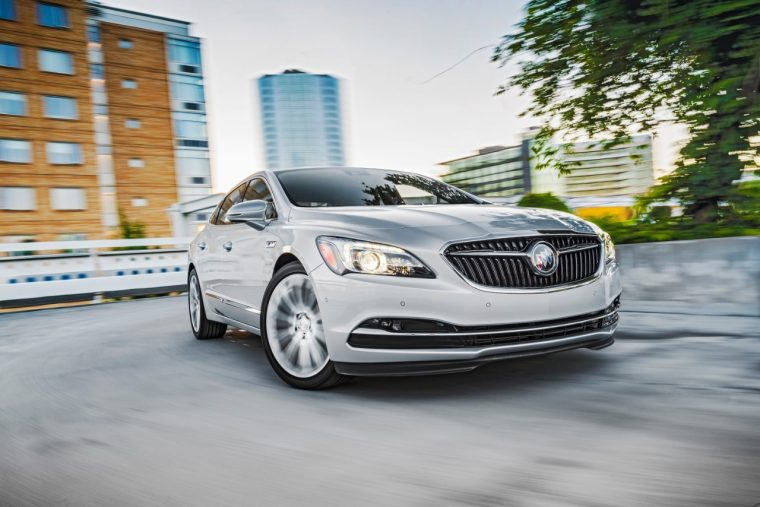 Buick Regal and Buick LaCrosse
