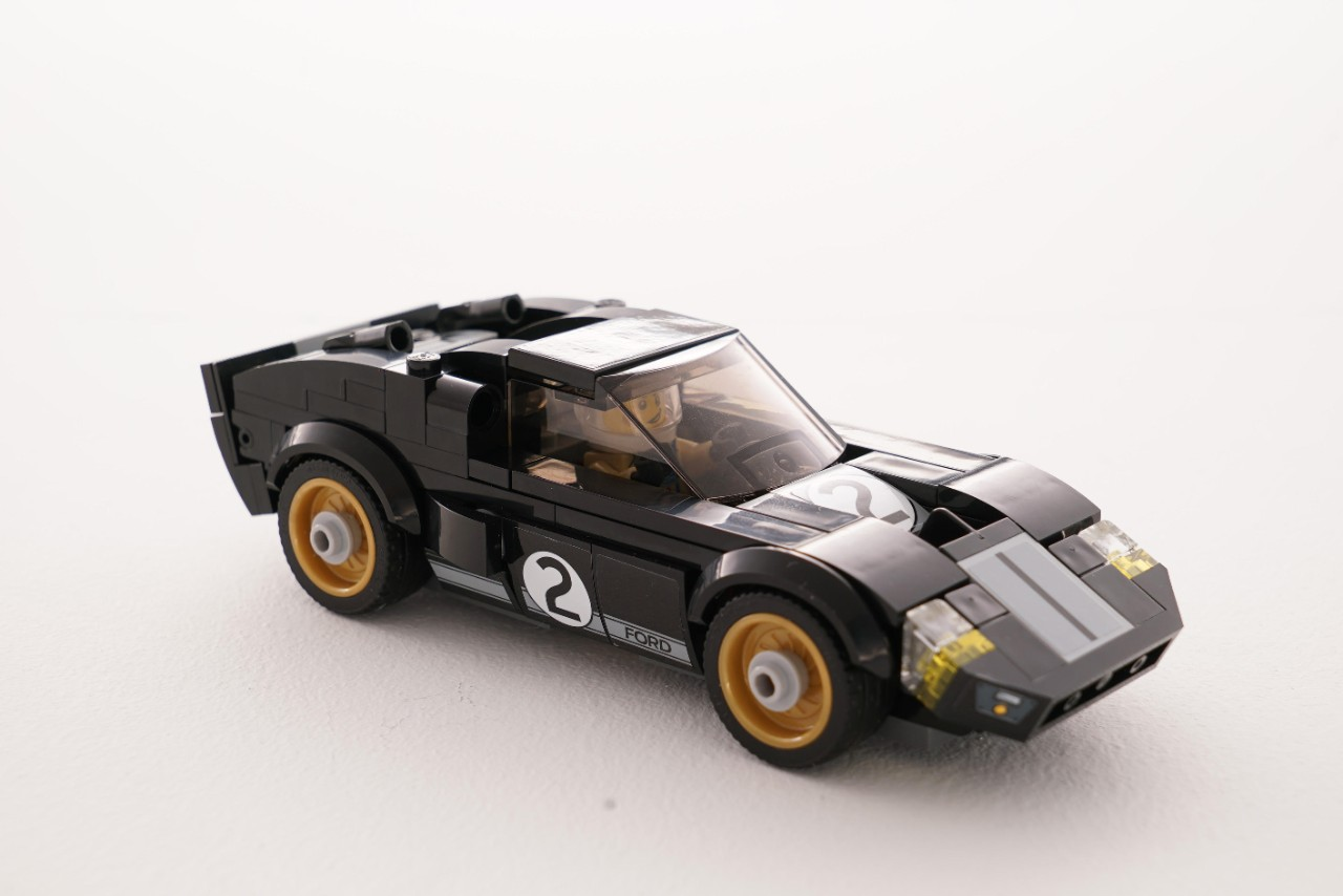 next lego speed champions set includes 1966 ford gt40 2016 ford gt the news wheel. Black Bedroom Furniture Sets. Home Design Ideas