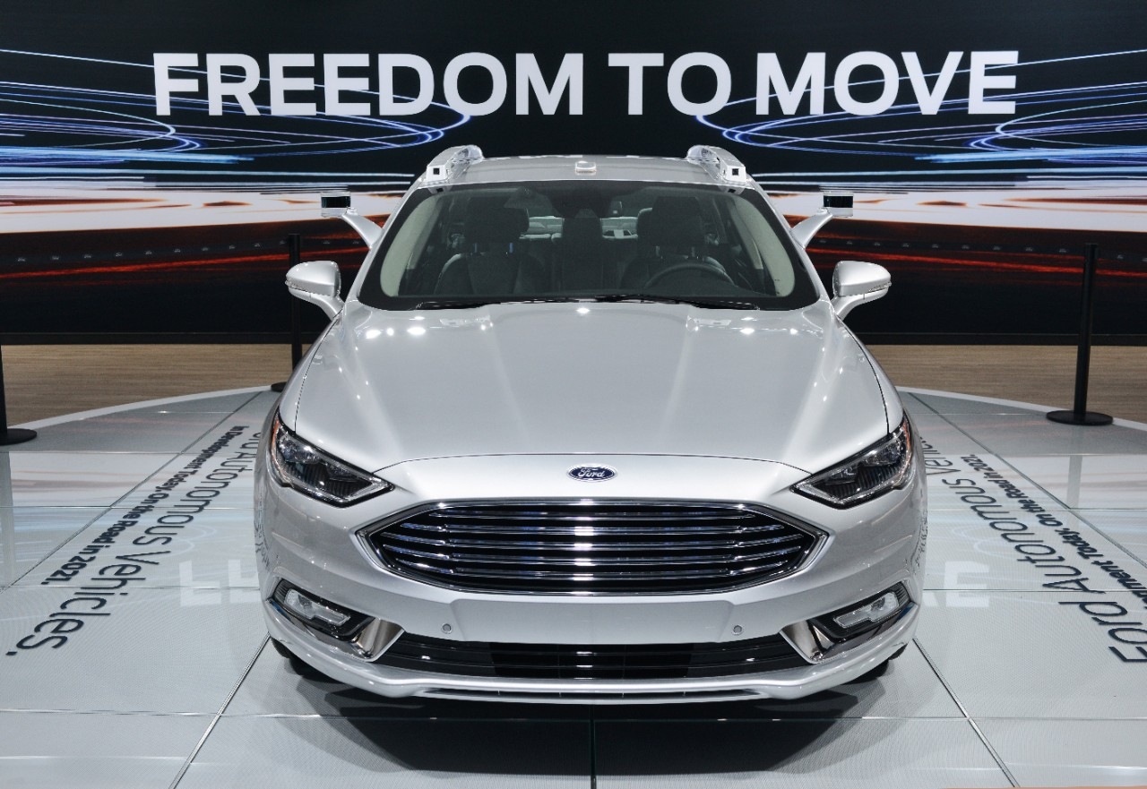 Ford tops navigant research s autonomous strategy and for Ford motor company marketing strategy