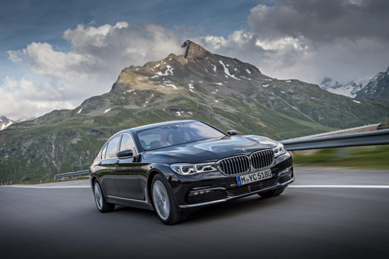 The 2017 Luxury Car of the Year: the 2017 BMW 7 Series