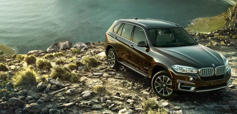The BMW X5 is set to receive a diesel model