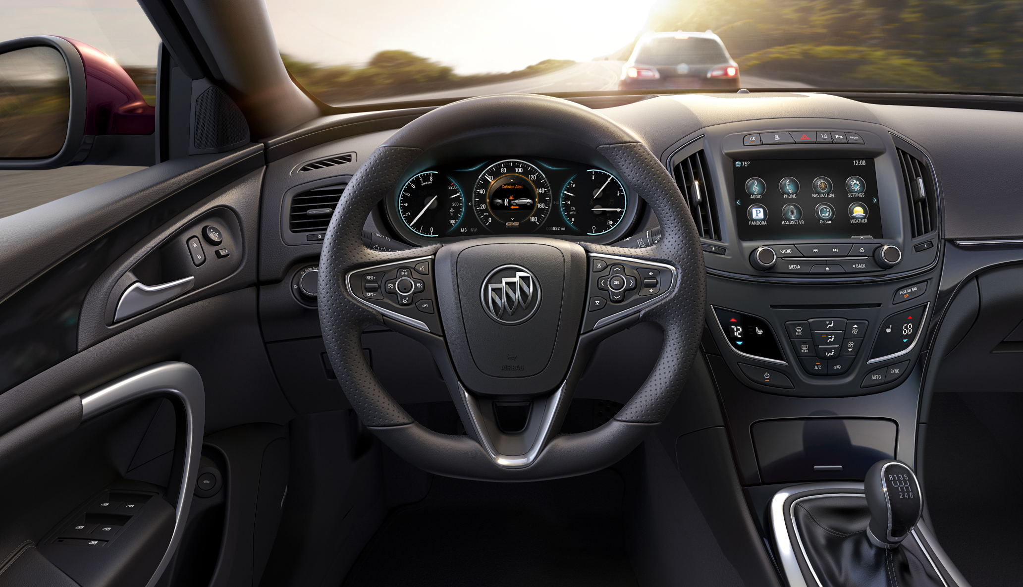 2017 buick regal overview the news wheel. Black Bedroom Furniture Sets. Home Design Ideas