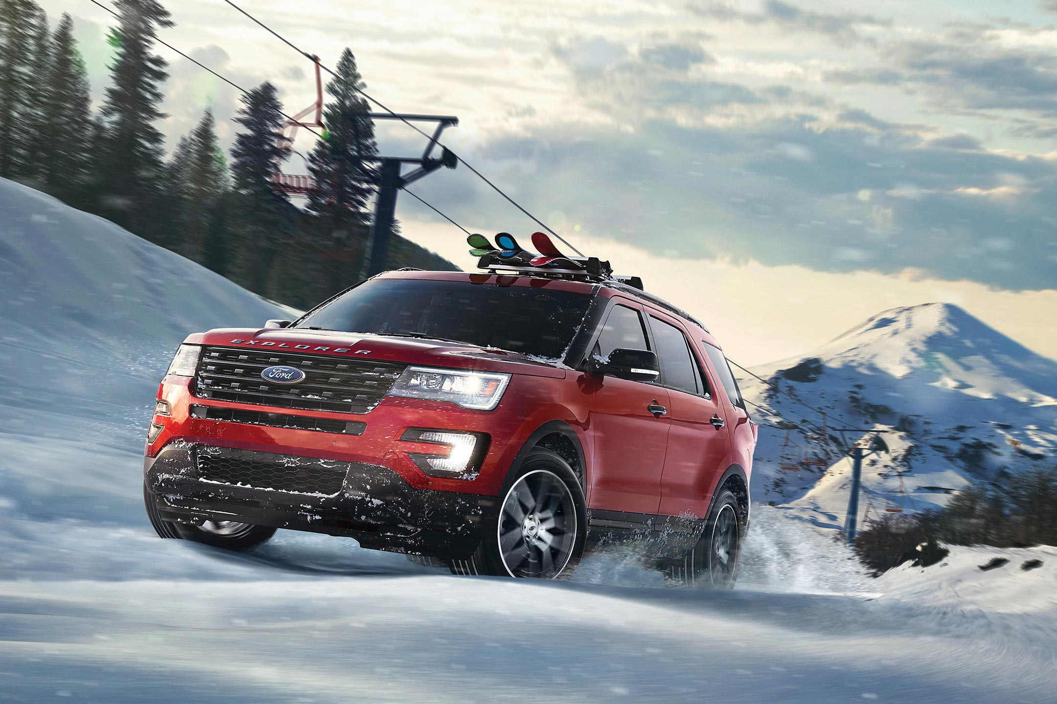 2017 Ford Explorer Overview The News Wheel