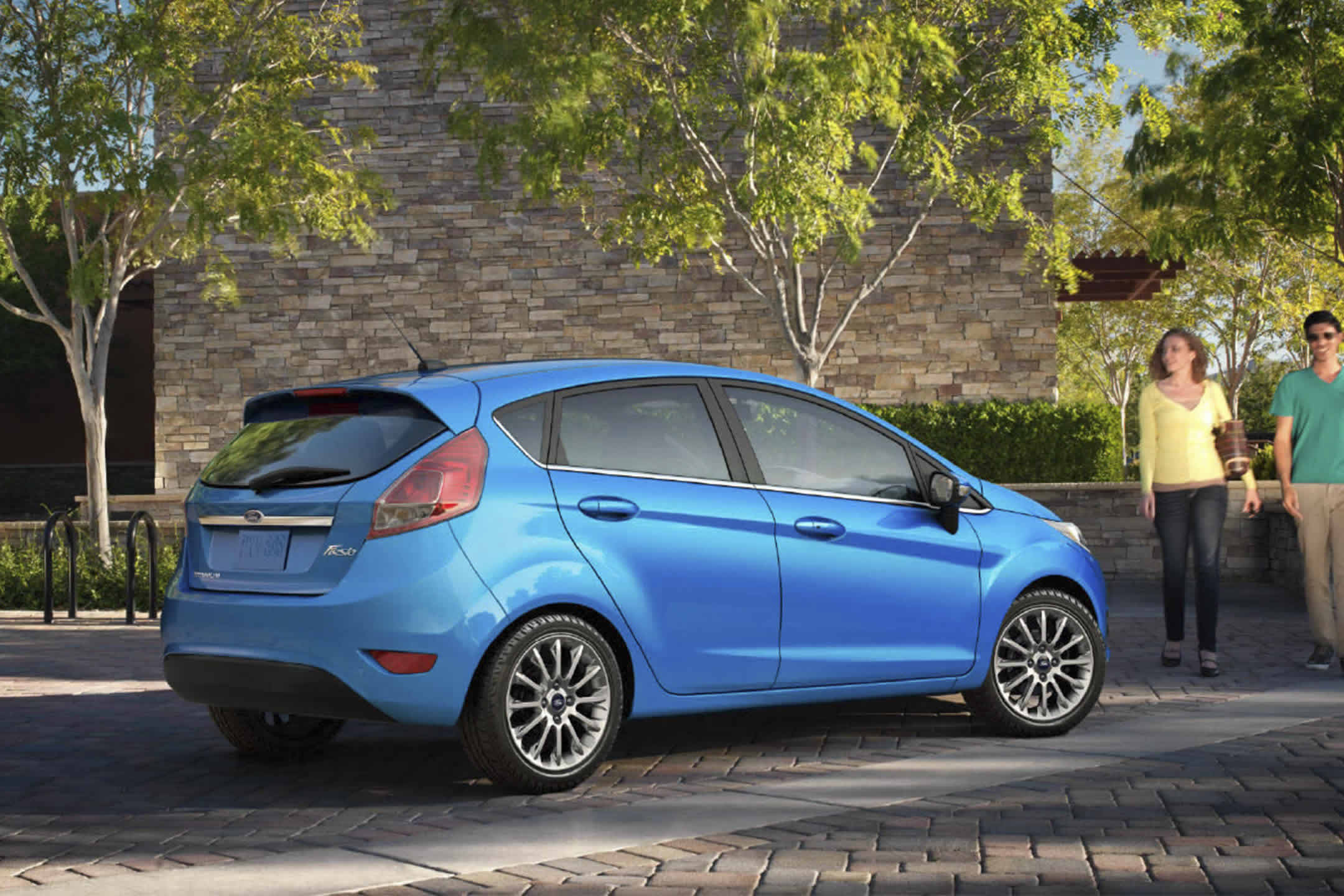 2017 ford fiesta overview the news wheel