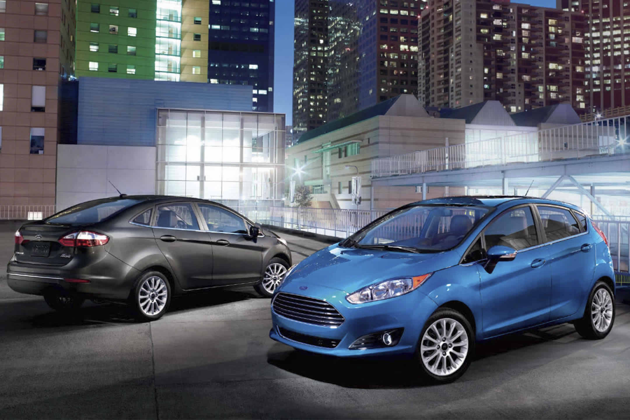 2017 ford fiesta overview the news wheel. Black Bedroom Furniture Sets. Home Design Ideas