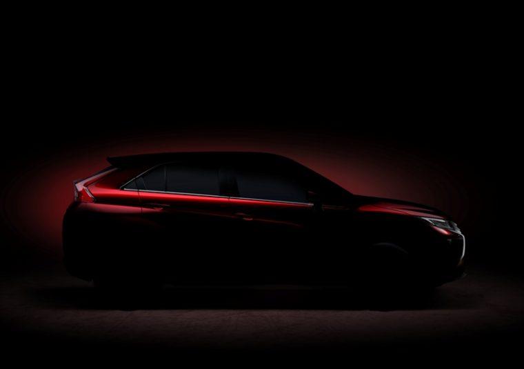 Mitsubishi Crossover Teaser