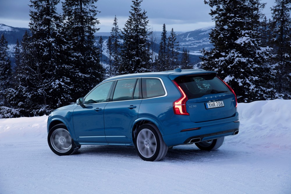 Volvo Xc90 T8 R Design The News Wheel