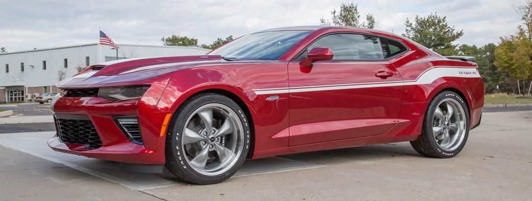 Hellcat 2018 Chevy Camaro >> Meet the Second Yenko Chevrolet: The 800-hp Yenko SC ...
