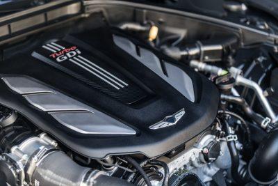 2018 Genesis G80 3.3T Sport Trim engine specifications