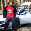 Rapper Ludacris is one of the first celebrities to purchase the new 2017 Acura NSX supercar