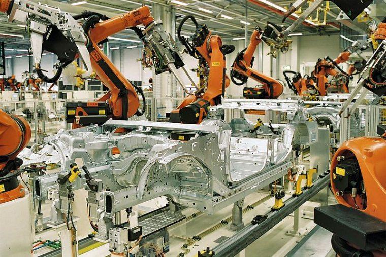 BMW Manufacturing PlantPhoto: BMW Werk Leipzig