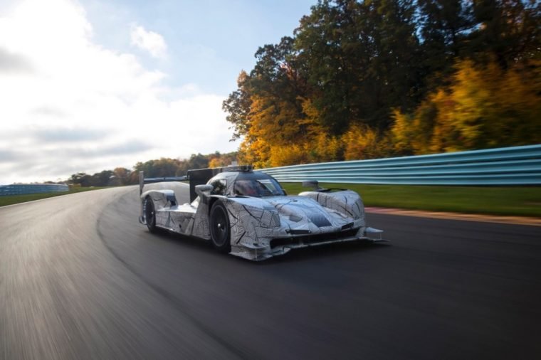 Cadillac DPi-V.R racecar will compete in the Rolex 24 at Daytona