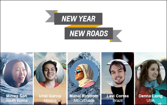 Chevrolet India's New Year New Roads