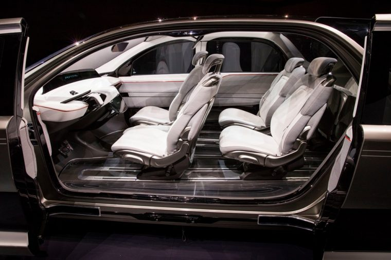 FCA reveled the Chrysler Portal Concept at the 2017 CES and it was designed by millennials for millennials