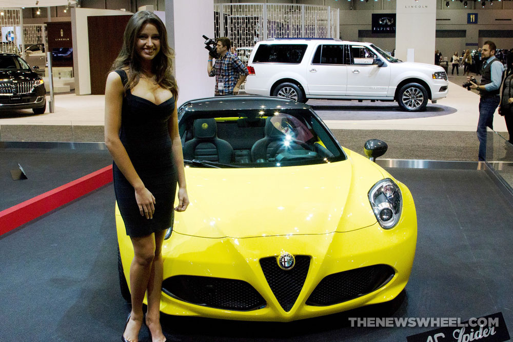 Whats The Problem With Having Female Models At Car Shows The - Car show models photos