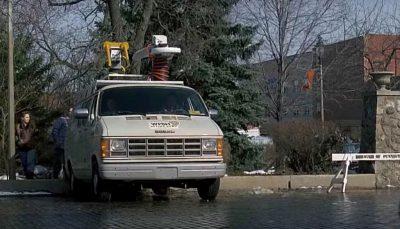 Groundhog Day movie cars Dodge news van