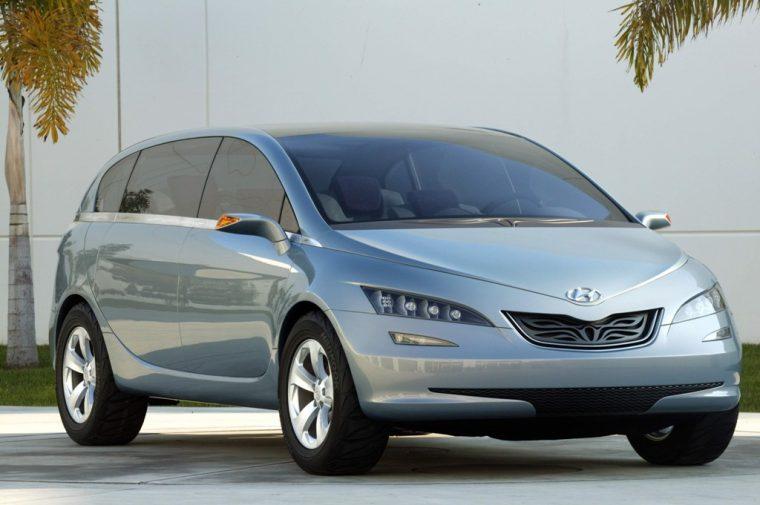 2006 Hyundai Portico Concept