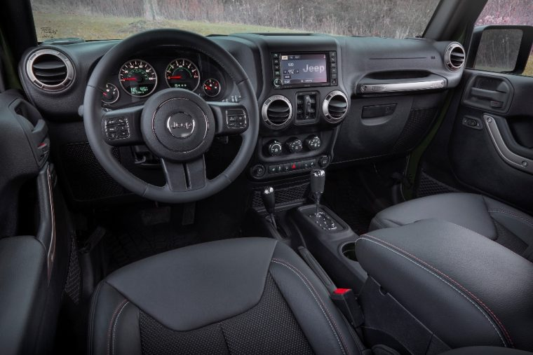 The 2017 Jeep Wrangler Unlimited Has A Starting Msrp Of Less Than 30 000 And Comes Standard