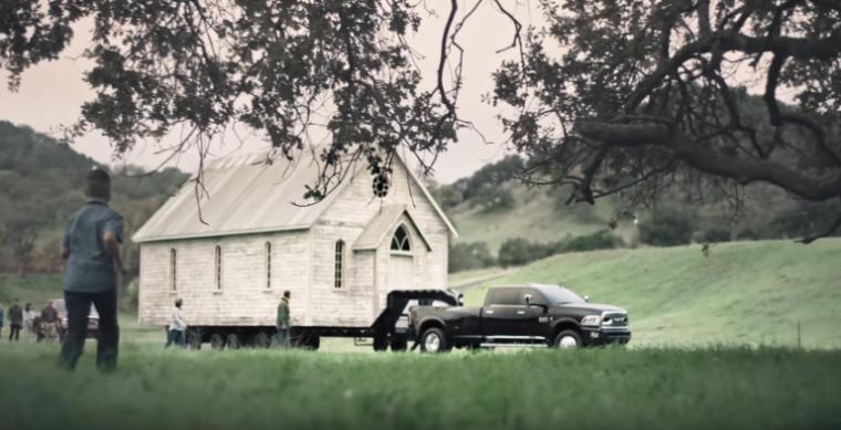 """Ram's new """"Long Live"""" CampaignPhoto: Ram Trucks"""