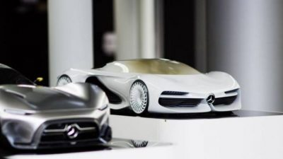 Mercedes AMG Project One hypercar Formula 1 hybrid vehicle tease