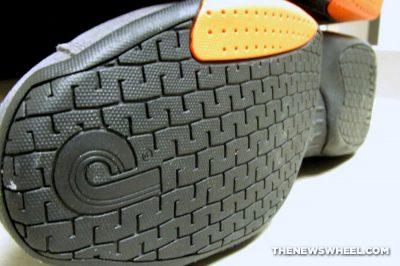 Piloti Chevrolet Camaro Fifty 50 Racing shoe review tread