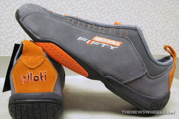 Piloti Chevrolet Camaro Fifty 50 Racing shoes review Design quality