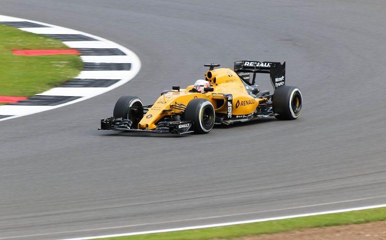 Renault F1 - Kevin Magnussen