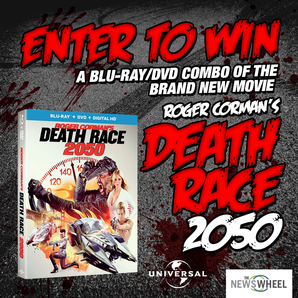 BLU-RAY GIVEAWAY: Enter To Win The New Movie Roger Corman