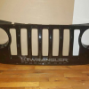 Possible photos of the 2018 Jeep Wrangler's grille have leaked online