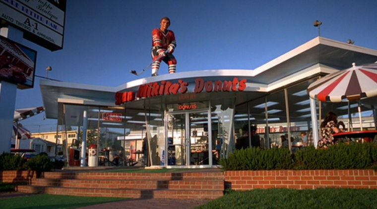 Stan Mikita's Donuts from the film Wayne's World to be recreated by Honda at 2017 NHL All-Star Game