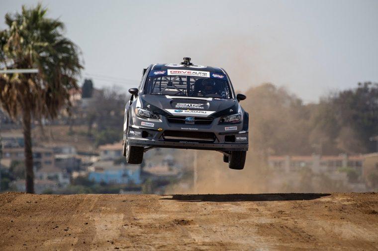 2017 Subaru Factory Rallycross