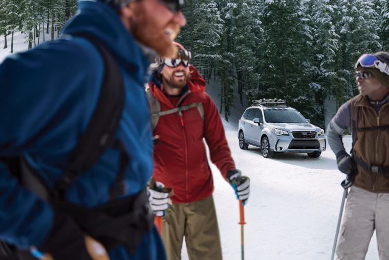 Subaru WinterFest 2017