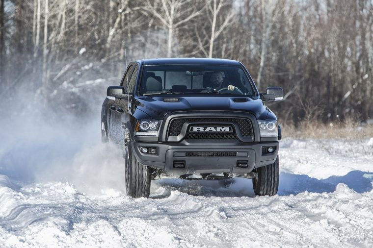 The Ram 1500 Rebel Black is the newest special edition truck from FCA